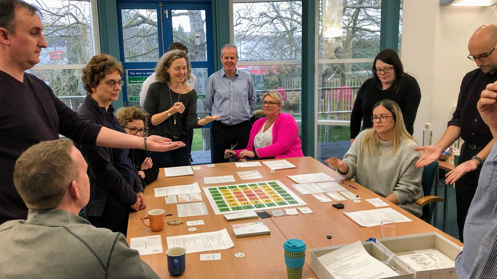 Playing Lean - Auction Phase