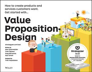 Value Proposition Design cover
