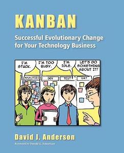 Kanban book cover