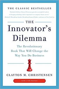 The Innovator's Dilemma cover