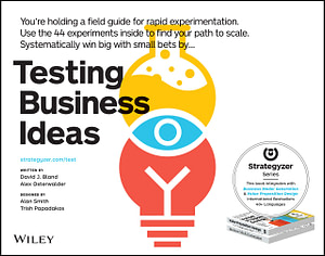 Testing Business Ideas cover