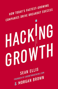 Hacking Growth cover
